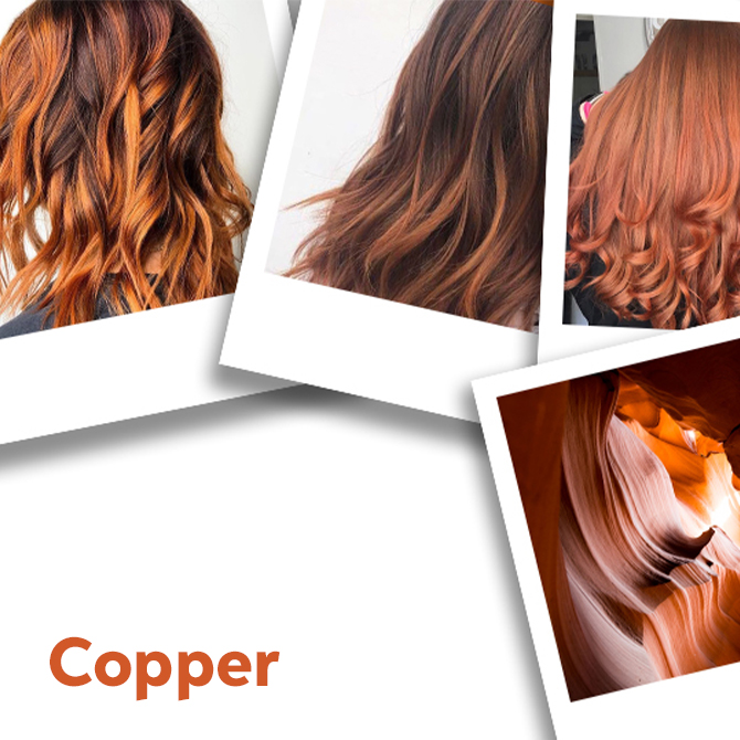 9 Formulas For The Prettiest Copper Hair Wella Professionals