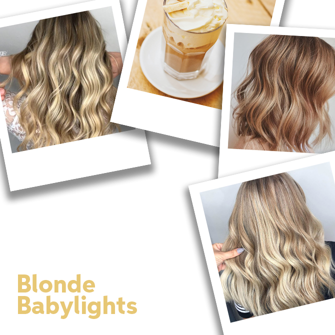 Baby Highlights Colour Formulas