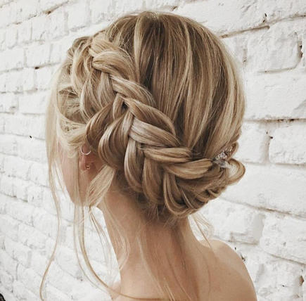 Here Comes Bride Wedding Hairstyles Youll Love Jpg