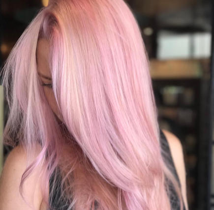 How To Join The Pink Hair Parade Wella Stories
