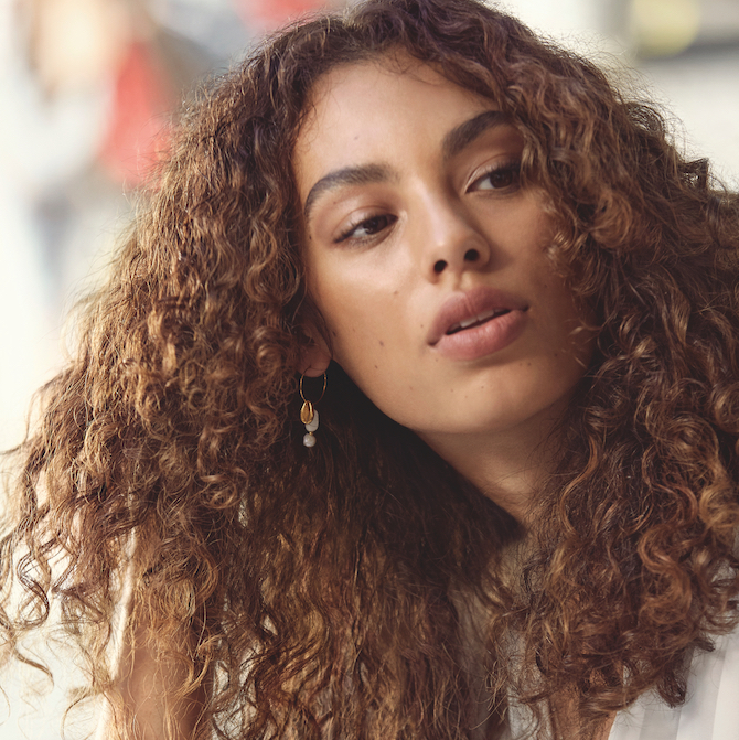 How To Style Every Type Of Curly Hair Wella Professionals