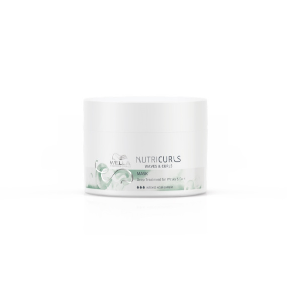 Wella Professionals Nutricurls Deep Treatment for Waves and Curls