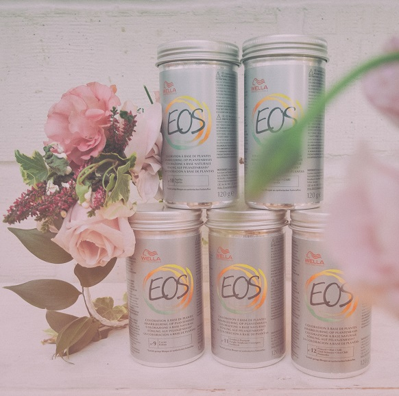 Image of Wellas Proffessionals natural hair color product, EOS