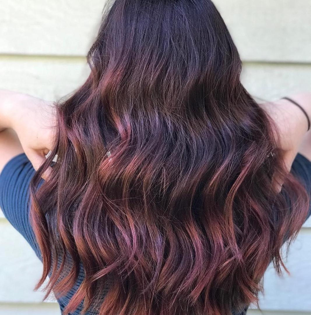 Mahogany Hair Colors Pictures Best Hair Color 2018