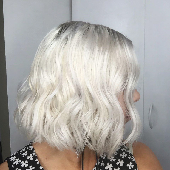 Ice Blonde Hair Color Is The Coolest Trend Right Now