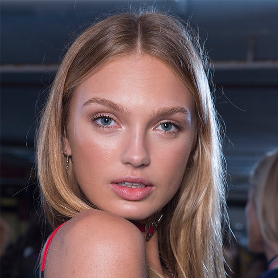 Fashion Week 2017 Los Angeles Tommy Hilfiger Romee Strijd