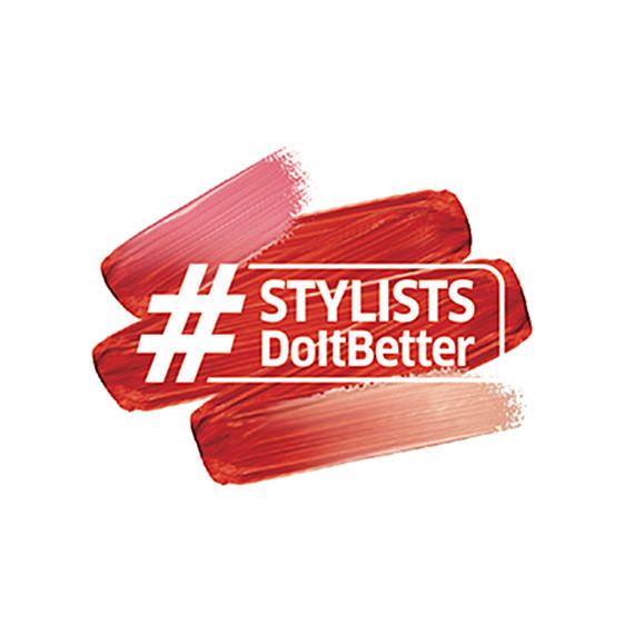 Hairdresser Hair Trend Salon Consultation Logo