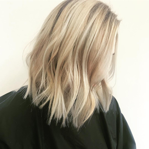 Beautiful Blonde Hair Ideas 1: 6 Cool-Toned Blonde Hair Color Ideas From Ash To Platinum