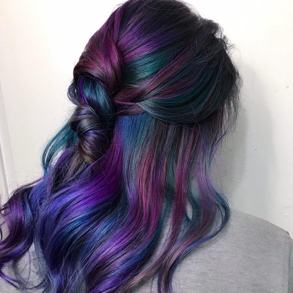 7 Of The Best Color Fresh Create Hair Looks Wella