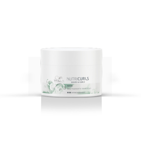 Wella Professionals Nutricurls Mask for wavy hair