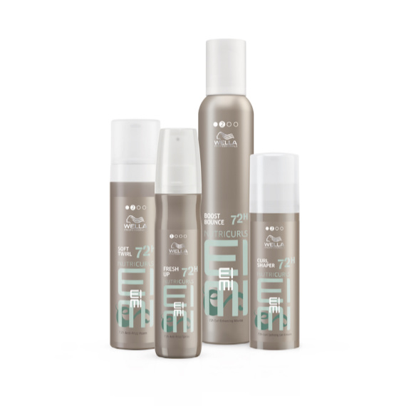Wella Professionals EIMI collection for wavy hair