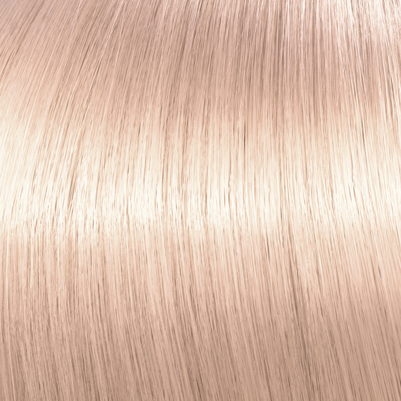 Pale pink Opal-Essence hair color by Wella Professionals