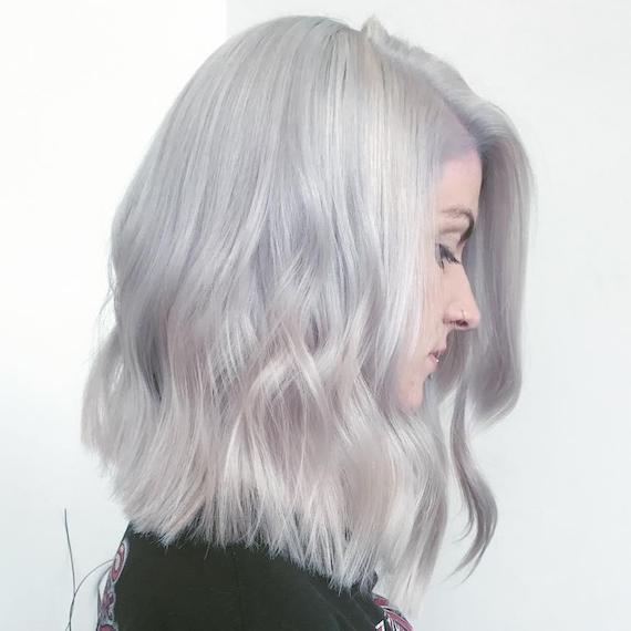 Silver Hair Color Ideas And Formulas | Wella Professionals