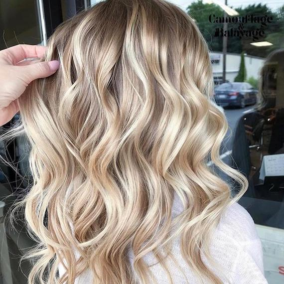 Color Trends What S New What S Next: Toasted Coconut Hair Is The Dream For Wannabe Blondes