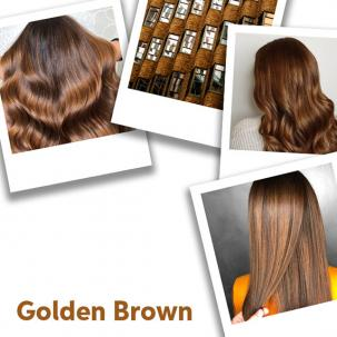 13 Glowing Golden Brown Hair Ideas and Formulas