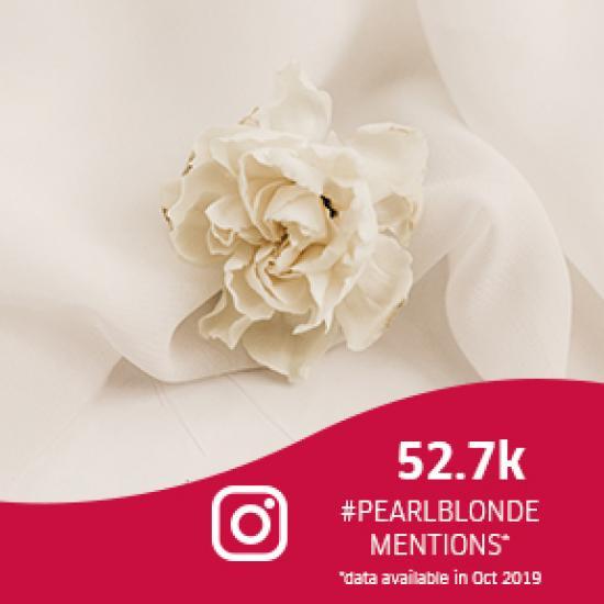 White flower on white silk background