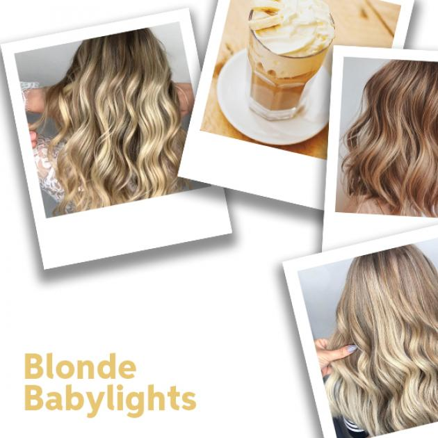 Baby Highlights Color Formulas