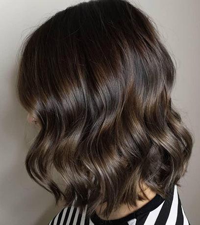 14 Ash Brown Hair Color Ideas And Formulas Wella Professionals