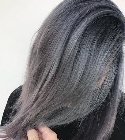 Image of wavey Halloween Hair, created using Wella Professionals