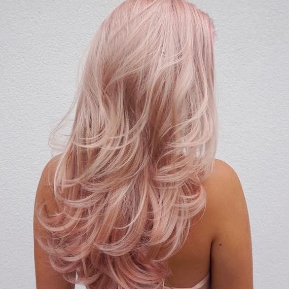 6 Enchanting Rose Gold Hair Ideas Formulas Wella Blog