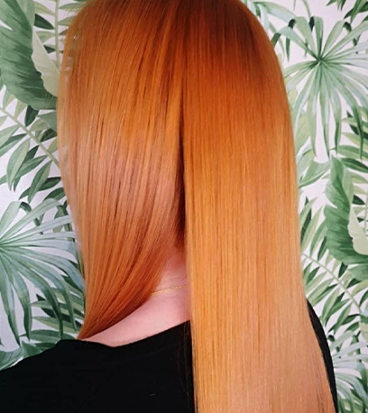 Image of posh Sunset Blonde Hair, created using Wella Professionals